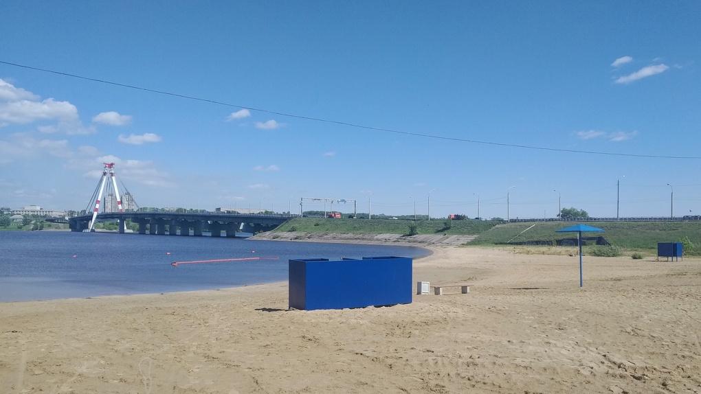 На днях на пляжи завезут песок