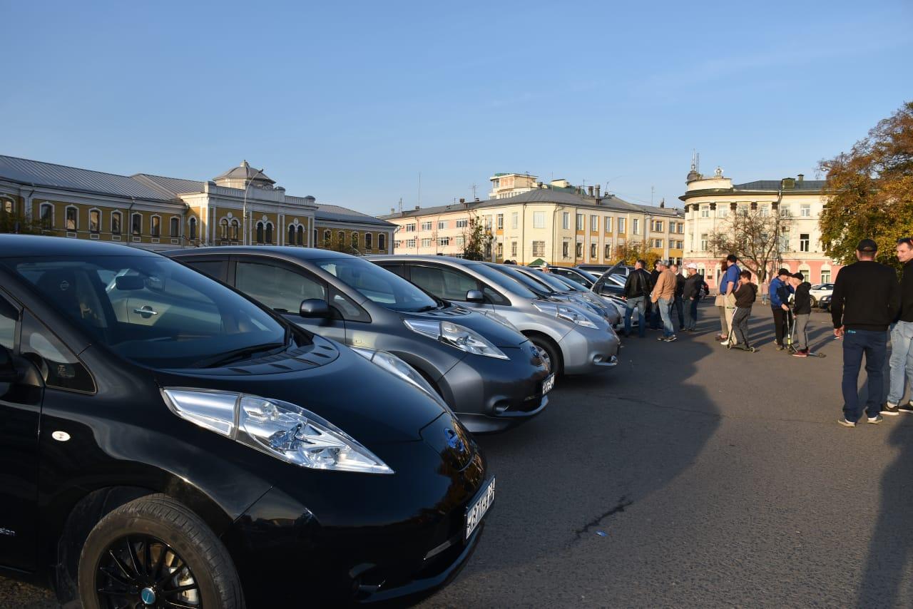 Одной из составляющих мероприятия станет пробег электрокаров по улицам Вологды